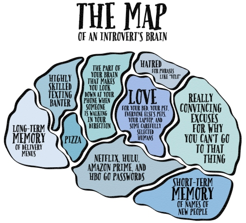 Introvert's Brain